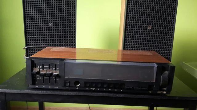 Radio Unitra Diora plus dwie kolumny