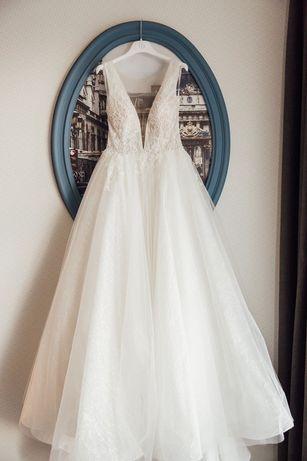 Весільна сукня Sara Crystal Salon свадебное платье