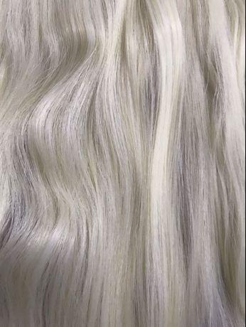 НОВЫЕ трессы блонд