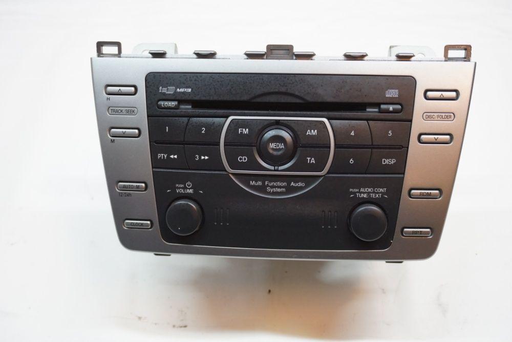 Штатная магнитола Mazda 6 GH\Мазда 6(2007-2013) Черкассы - изображение 1