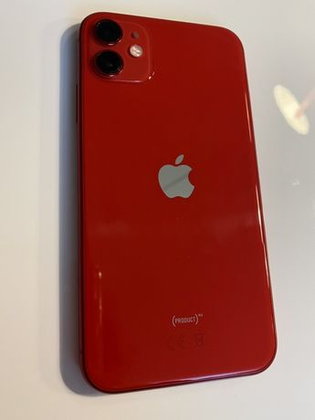 Apple iPhone 11 Product Red 64 Gb Gwarancja 2021