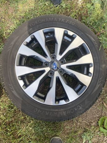 Диск , Колесо Subaru Outback b15 BS R18