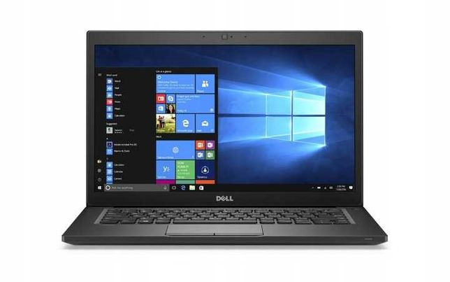 Biznesowy laptop Dell E5470 i5 8GB 256GB m.2 SSD W10 FHD