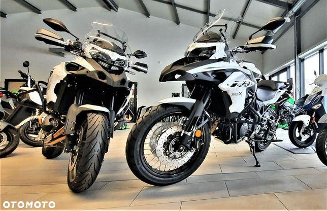 Benelli TRK 502 Motocykl BENELLI TRK 502X 2021rok 0km GWARANCJA Raty Leasing OPOLE