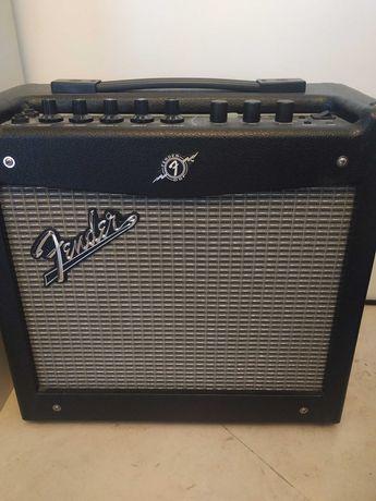 Fender Mustang Combo Amp Guitarra 20w Novo
