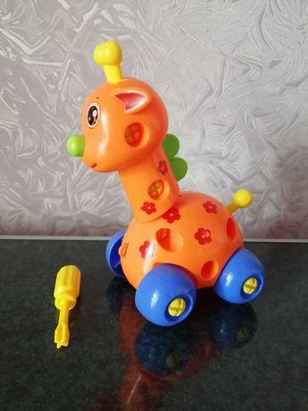 Жирафик конструктор