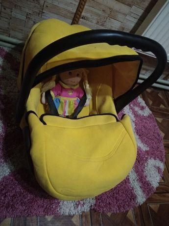 Дитяче крісло люлька, переноска Детское автокресло від 0