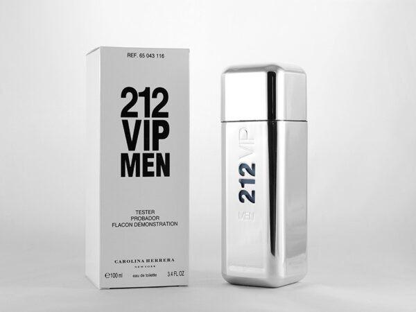 Vip men 212 tester 100 ml odbiór osobisty Gdańsk - image 1