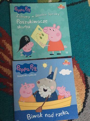 Książeczki o Peppie