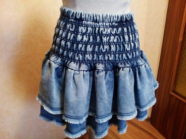 Spódnica jeansowa Lovi