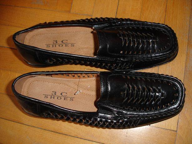 Туфли макасины 39 размер длина стельки 25 см.