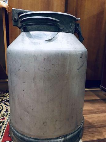 Бидон алюминиевый молочный 3 Шт Торг!