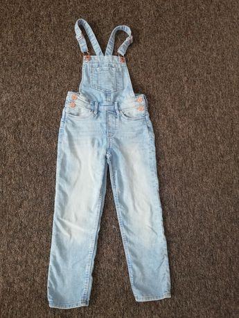 Ogrodniczki h&m 5-6 116 jeans