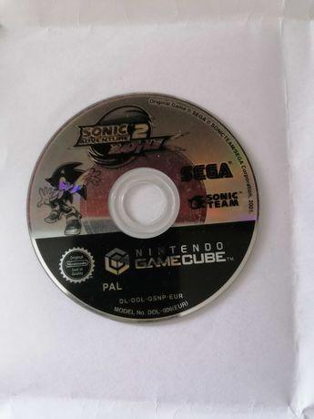 Gra Sonic 2 Gamecube