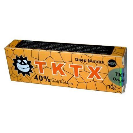 Pomada TKTX 40% e 55% com selo ORIGINAL