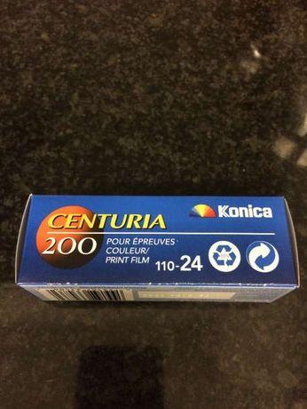 Filme Fotografico Konica 200 110mm 24 exposições lomografia