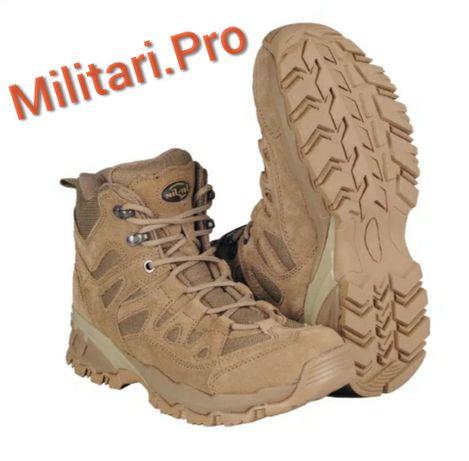 Ботинки Mil-Tec Tooper 5 Inch Койот.Размеры.Art.Nr.12824005