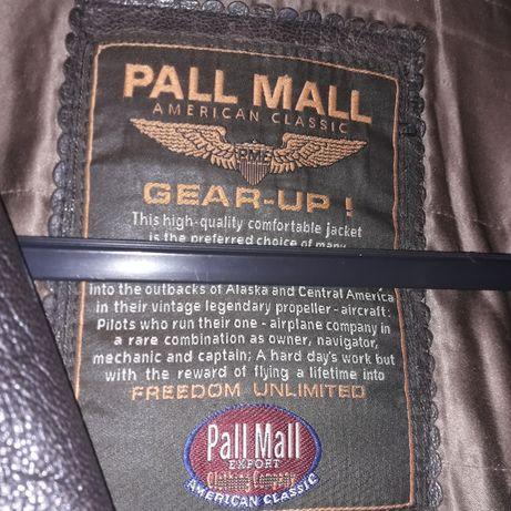 Kurtka skorzana Pall Mall w bardzo dobrym stanie.