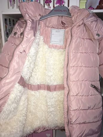 Зимняя куртка Некст размер 5 лет