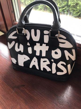 Torebka kuferek Louis Vuitton LV