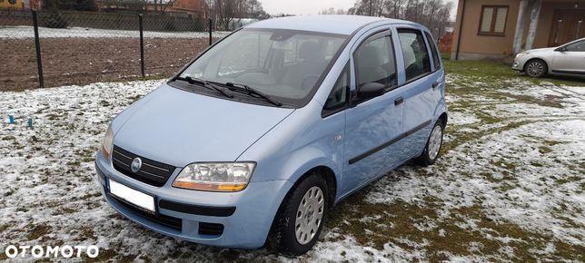Fiat Idea 2004r*1.4 95KM*Klimatyzacja*Zadbana*Bezwypadkowa*