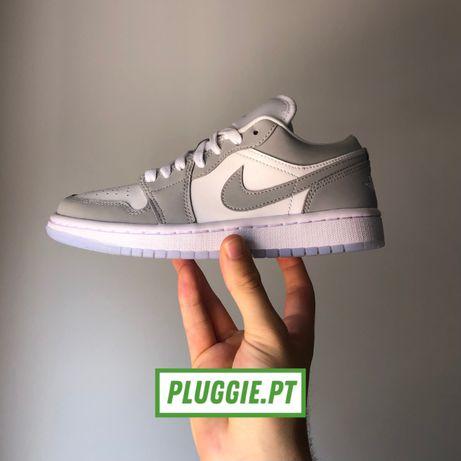 Nike Air Jordan 1 Low - Wolf Grey