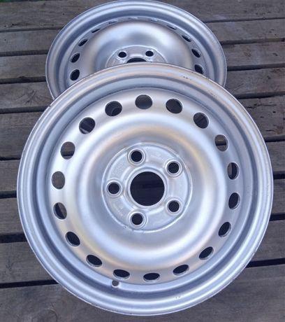 Диски Volkswagen 5:112r15 2 шт железо оригинал грузовые