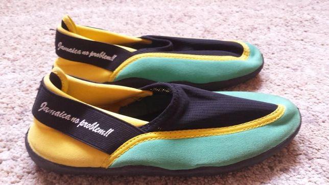 Wygodne buty do wody, rozmiar 32, dł. wkładki ~20cm