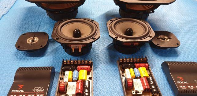 Топовая Hi-fi Компонентная акустическая система Focal Polyglass V3
