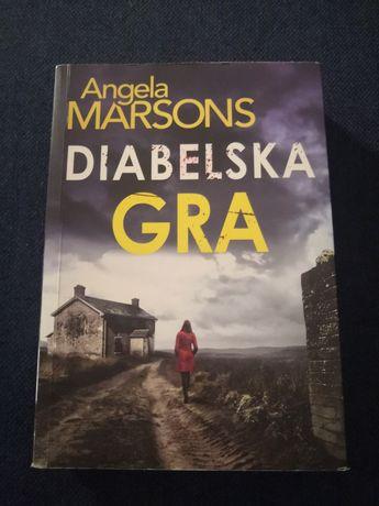Książka Diabelska Gra Angela Marsons