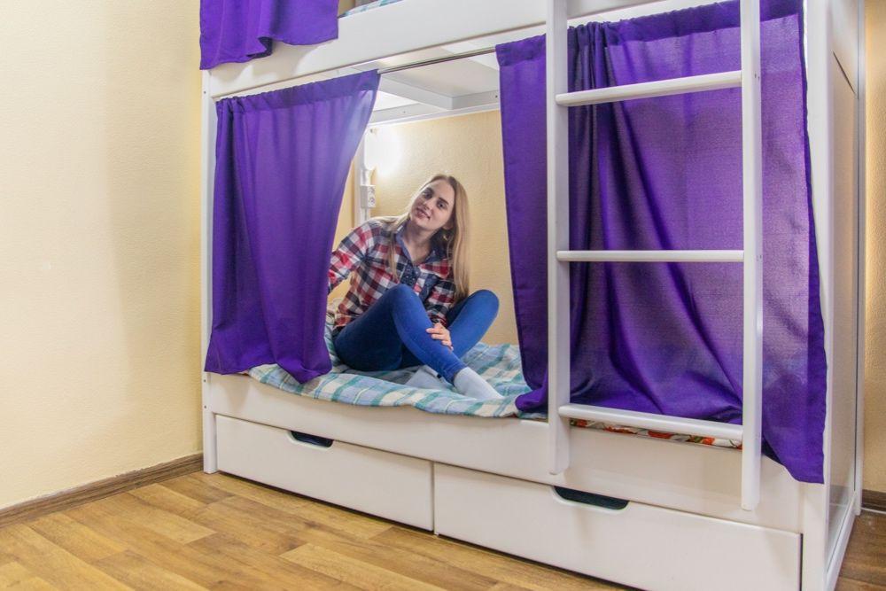 Хостел для молодежи в центре Киева У нас весело ! ) М. Золотые Ворота-1