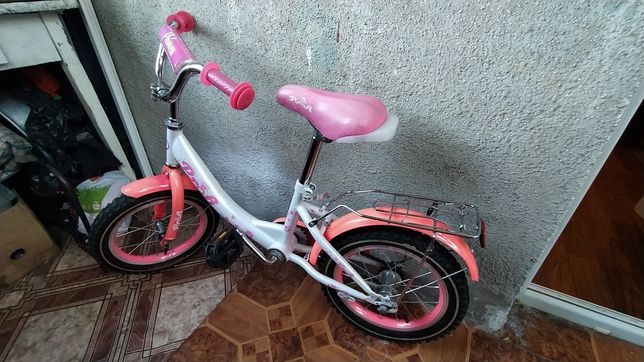 Детский велосипед 14
