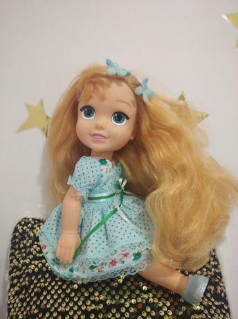 Кукла тодлер Анна холодное сердце принцесса. Дисней. Интерьерная