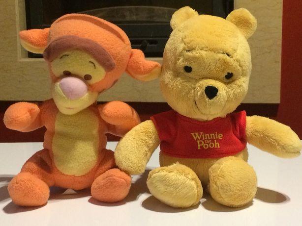 Zestaw Disney Fisher Price Kubuś Puchatek i Tygrysek dla maluszka