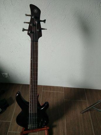 Gitara basowa Yamaha 5 strunowa