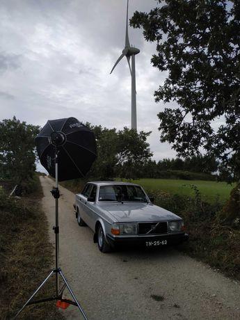 Volvo 244 GL D6 - Um clássico sempre a valorizar