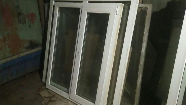 Металопластикові вікна двокамерні