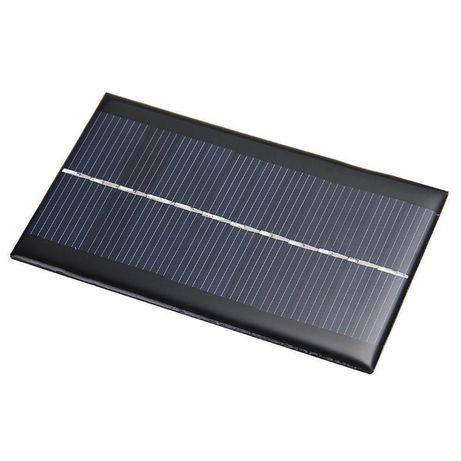 PANEL solar SŁONECZNY 6V 12V 1W DIY polikrystaliczy