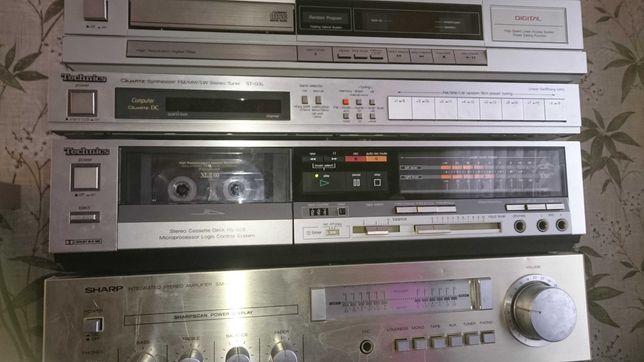 Magnetofon  kasetowy vintage technics RS-B25