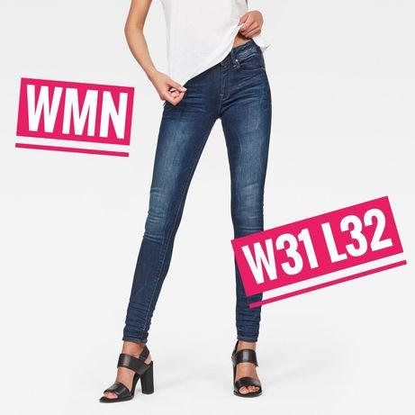 W31 L32 G-STAR RAW Zip Skinny скинни джинсы diesel replay ltb lee