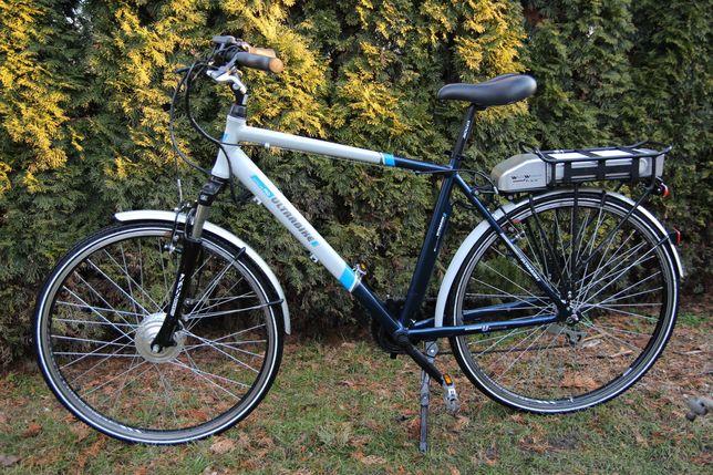 Электровелосипед с Европы