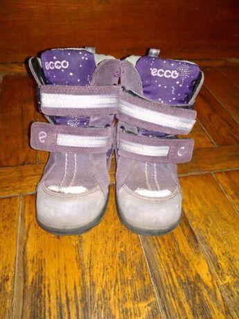 Сапоги, ботинки детские ECCO