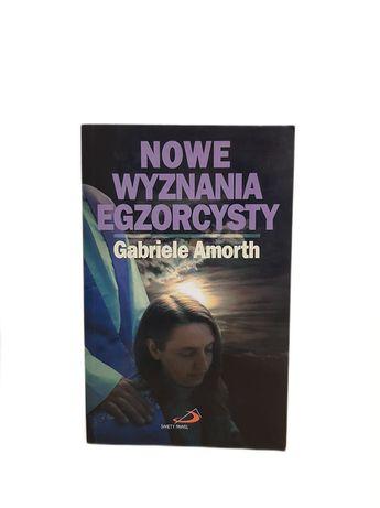 """Książka """"Nowe wyznania egzorcysty"""" - G. Amorth"""