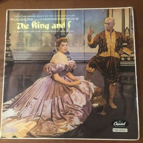 Disco vinil THe King and I