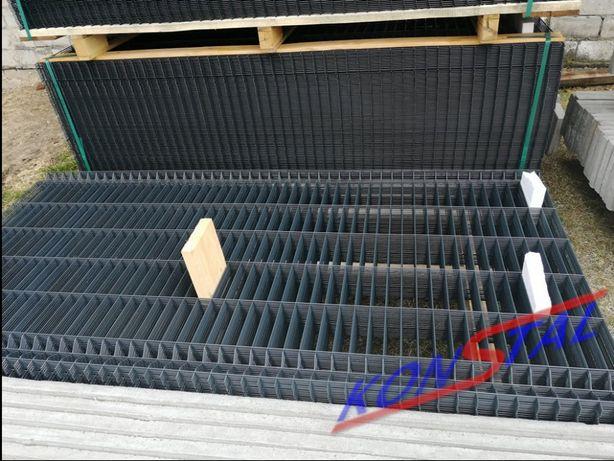 Panel ogrodzeniowy fi5 ocynk+RAL 1530mm