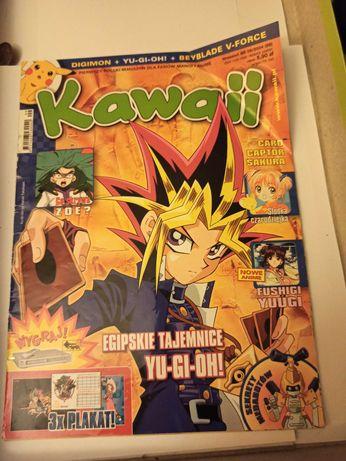 Magazyn Kawaii nr 9/2004 manga anime