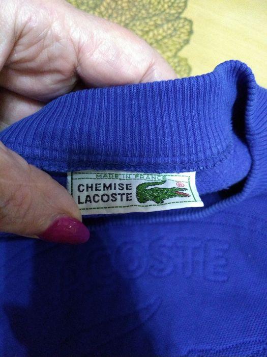 Bluza dresowa piękna Lacoste. Zielona Góra - image 1