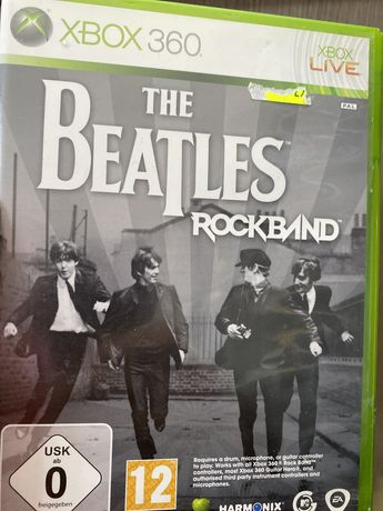 The Beatles Rockband / xbox 360