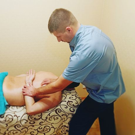 Массаж спины, востановительный, антицеллюлитный, спортивный, швз.