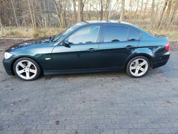 BMW E 90  2.0D 163Km